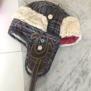 True Religion winter hat NWOT